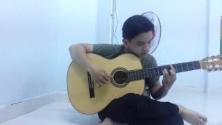 Không Giờ Rồi Cover by Thuý An ft guitarist Sang Huỳnh