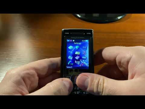 Sony Ericsson  K790i In 2020: Menu, Themes, Incoming Call