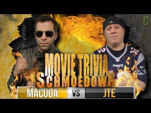 Movie Trivia Schmoedown - Josh Macuga Vs JTE