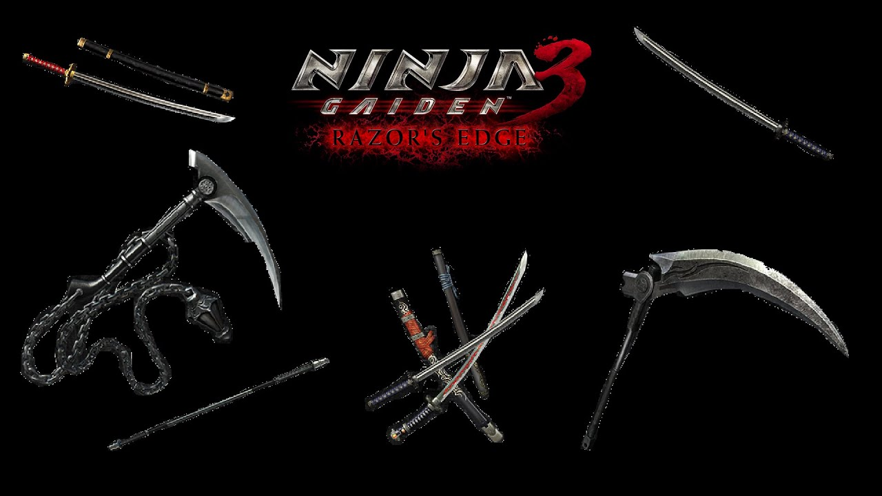 Ninja Gaiden 3 Razor S Edge Cheats 1 Hit Kill For All Characters