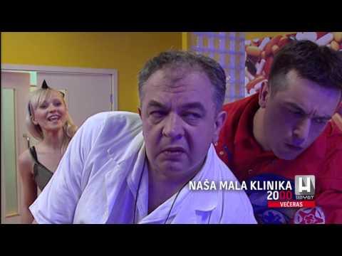 HAYAT TV: NAŠA MALA KLINIKA - najava serije za 25 02 2016