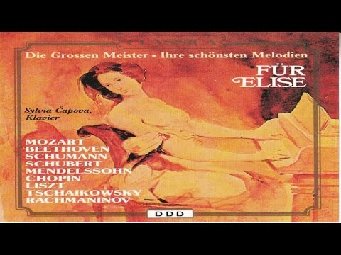 Beethoven, Mozart, Schubert, Chopin, Liszt - The Great Masters: Für Elise | Classical Music