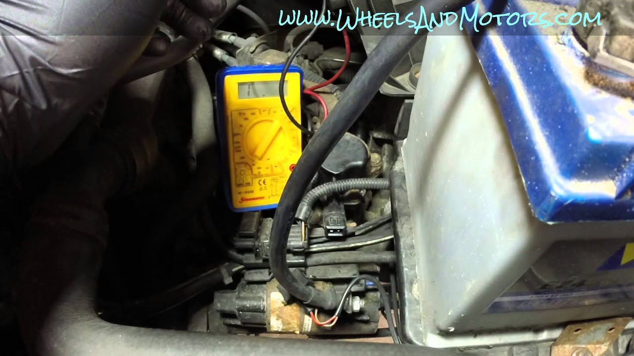 Seat Ibiza Mk4 Wiring Diagram Tqm Example How To Test And Replace Reverse Light Switch Vw Golf 1