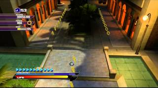 Sonic Unleashed - All Night Stages [Xbox 360/PS3]【1080p HD】