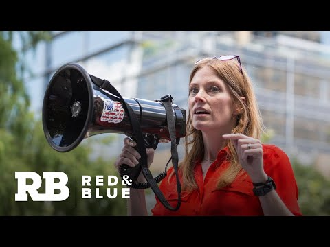 Democratic candidate Julie Oliver says Texas will