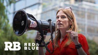 """Democratic candidate Julie Oliver says Texas will """"absolutely go blue"""" in 2020"""