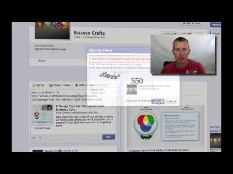 How To Fix Facebook Spam Penalty