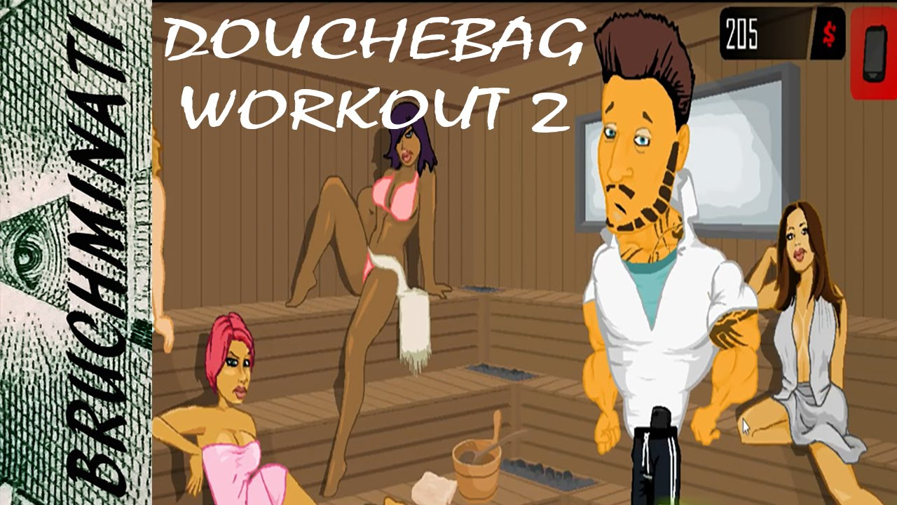 Get To The Gym Get Big Get Swag Get Douche Douchebag Workout 2 Youtube