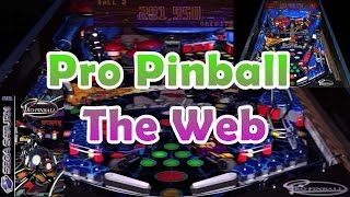 Revisited Pro Pinball The Web For The Sega Saturn   Classic Retro Game Room