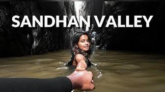Sandhan valley trek | Rappelling | Camping | Mokat | gopro hero7 | cinematic vlog