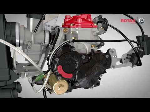 Rotax MAX Engines