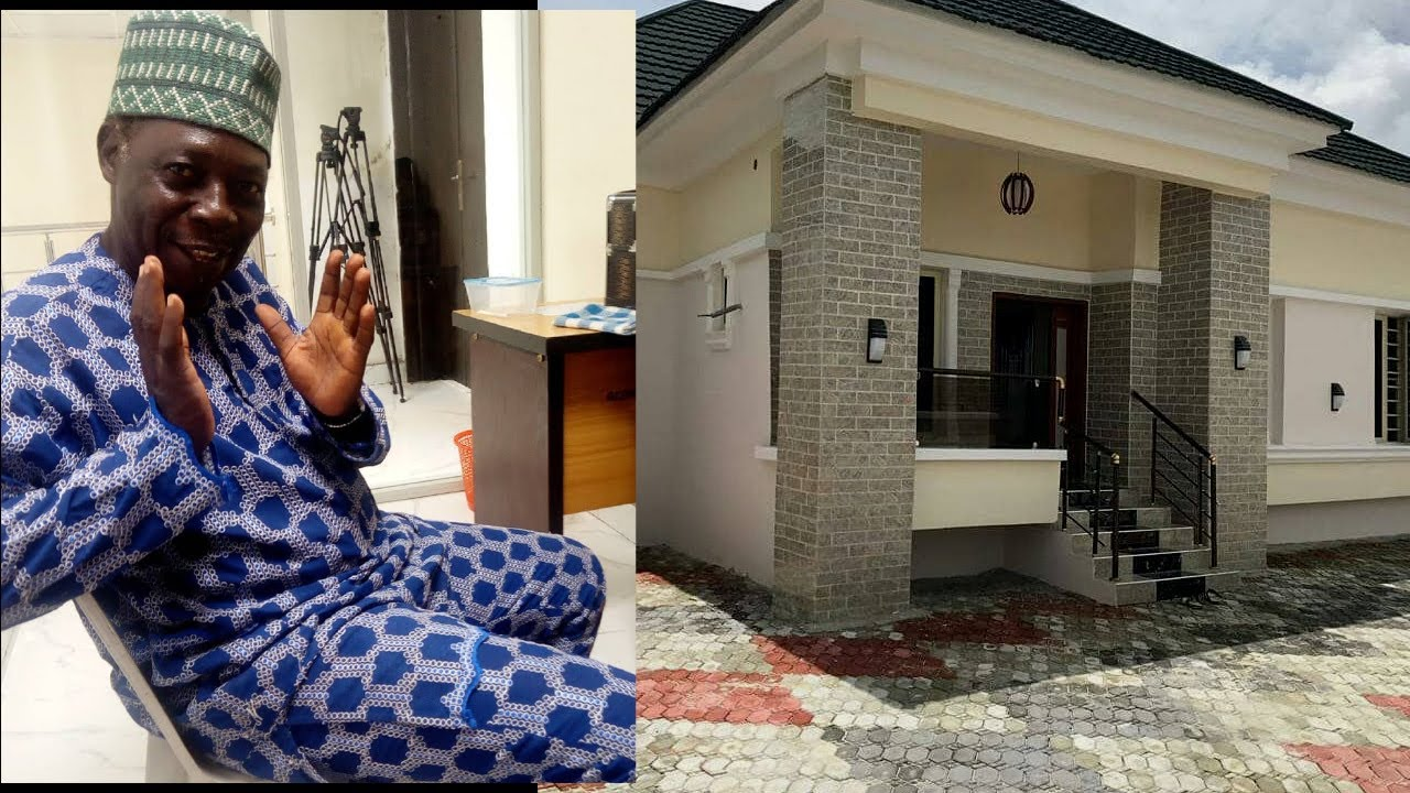 NOLLYWOOD VETERAN ACTOR PA JAMES AJIREBI DEBUNKS HOUSE AND LAND GIFT FROM COLLEAGUES