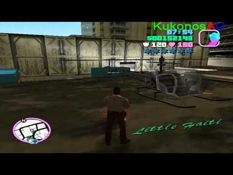 Что нужно для 100%-го прохождения игры GTA: Vice City?