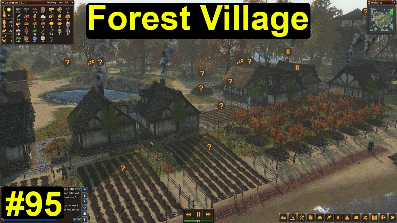 life is feudal forest village early access der. Black Bedroom Furniture Sets. Home Design Ideas