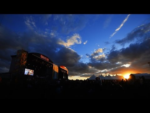Music fans arrive in Bendigo for Groovin the Moo 2017