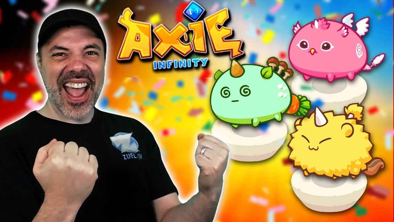 Axie Infinity Beginners Guide - How to Play & Win Arena Battles With A Plant, Beast, Bird Team