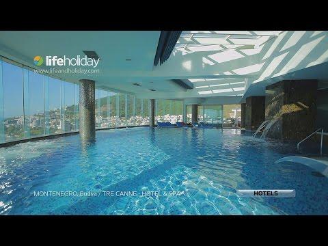 HOTELS: TRE CANNE ****, Budva, Montenegro