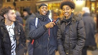 LONDON IS VERY STUPID! TRICK QUESTIONS (PART 2) Ft YONSTAR