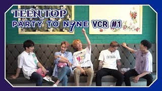 Gambar cover TEEN TOP ON AIR - PARTY TO.N9NE VCR #1