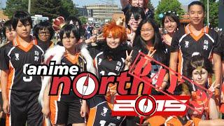 Con Vlog | Anime North 2015 | Photoshooting!