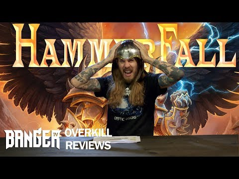 HAMMERFALL - Dominion | Overkill Reviews