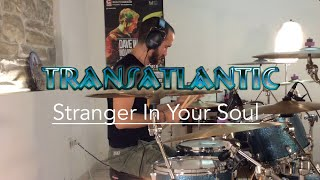 Transatlantic - Stranger In Your Soul - Cover