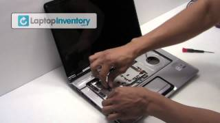 HP DV6000 Laptop Repair Fix Disassembly Tutorial | Notebook Take Apart, Remove & Install