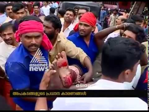 Negligence in road construction causing road accidents in Kasargod