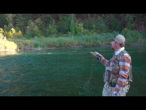 How To Fly Fish European Nymph Style - RIO Products Video