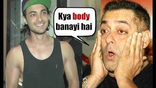 Salman Khan Brother In Law Aayush Sharma Bulky Body For Loveratri Movie 2018