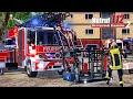 NOTRUF 112 #5: KATZE im Baum - Tierrettung mit der Drehleiter Die Feuerwehr Simulation 2