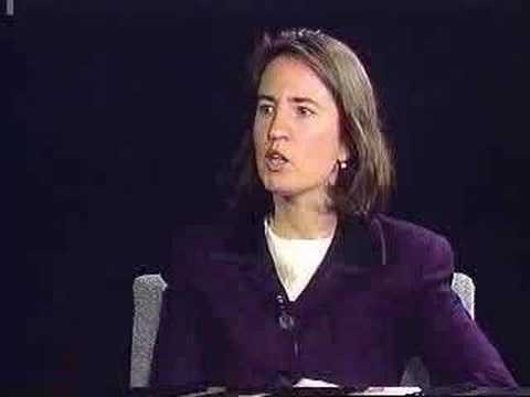 Sara Horowitz & Rev. Paul Chapman - Air date: 06-06-96