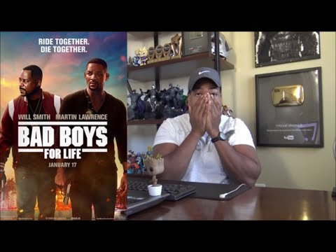 Bad Boys For Life - Movie Review!