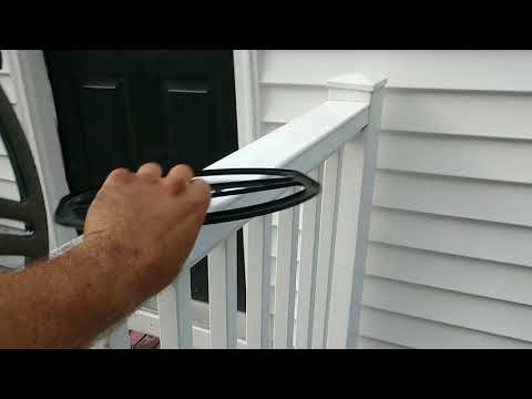 Metal Detector Coil Protection And Cleaning Tip.