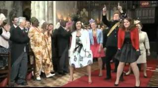 prince william and kate middleton t mobile royal wedding spoof commercial full version