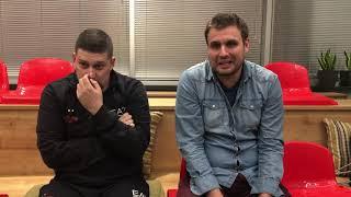 Darko i Srđan o trejdu Porzingisa i Ol Star meču   SPORT KLUB Košarka