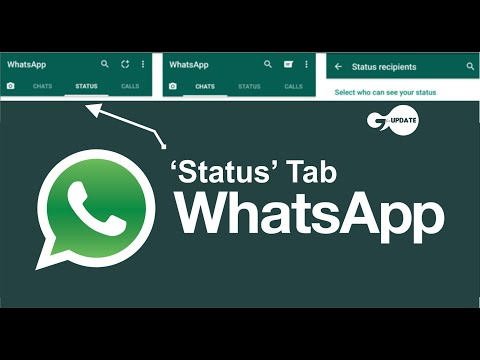 WhatsApp Статус более 30 секунд