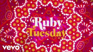 The Rolling Stones - Ruby Tuesday (Official Lyric Video) thumbnail