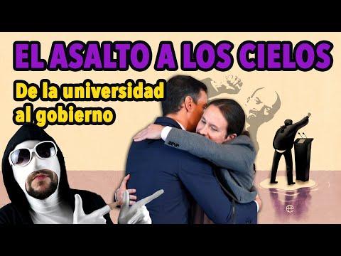 PODEMOS: EL ASALTO A LOS CIELOS F.T.(Luca Costantini & F.D. Villanueva) | UTBH