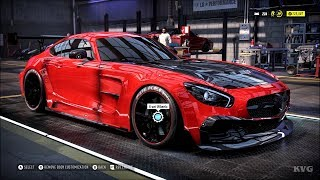 Need for Speed Heat - Mercedes-AMG GT 2015 (Mansory) - Customize | Tuning Car HD