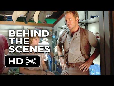 Jurassic World Behind the Scenes - Slap Happy (2015) - Chris Pratt Movie HD