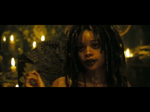 Tia Dalma 2 - Pirates Of The Caribbean - Dead Man's Chest