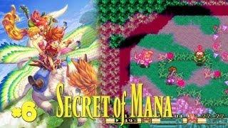 Secret of Mana - 聖剣伝説2 (Seiken Densetsu 2) - Pt.6