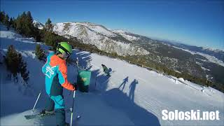 Les Angles (Neiges Catalanes) 06-12-2017