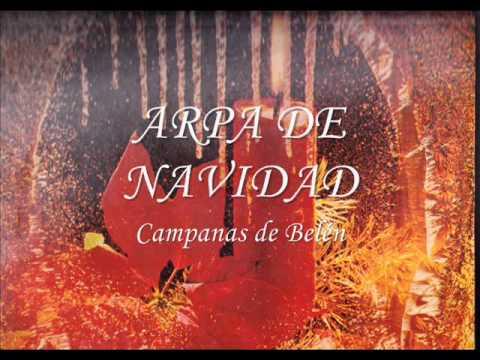 Arpa de navidad 3 campanas de bel n youtube - Campanas de navidad ...