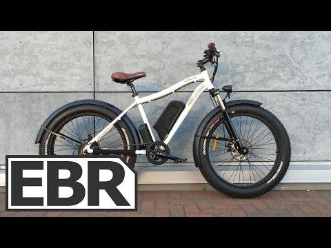 2015 Rad Power Bikes RadRover Video Review