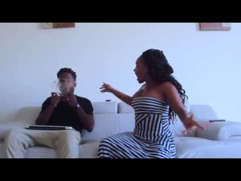 Jamaicans Relationships Arguments ( 5 ) | Comedy Sketch | Trabass TV