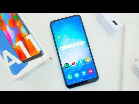 Đánh giá đầy đủ về Samsung Galaxy A11 - Xem trước khi mua!