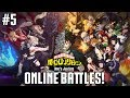 My Hero Academia: One's Justice Online Gameplay Battles with Customization #5
