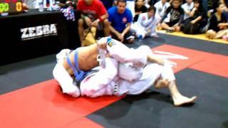 Marcel Woodard vs Gracie Barra White - Martial Arts Mania Fall Classic 2011